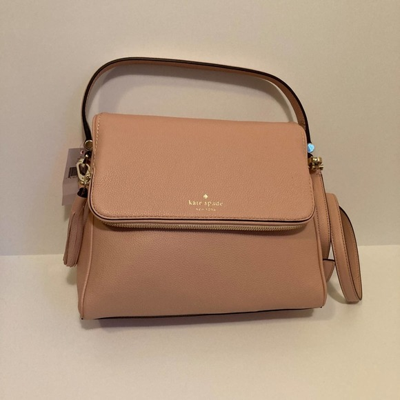 Kate Spade Crossbody NWT Leather Pink ON SALE!!